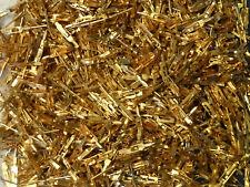 Gold plated connectors, NOS, scrap gold (205 gr)