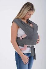 Dreamgenii Snuggleroo Baby Carrier Charcoal Grey