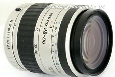 SMC Pentax-FA ZOOM 28-80mm F3.5-5.6 Lens Pentax-K 35mm Film SLR & DIGITAL SLR ft