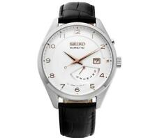 SEIKO SRN049P1 Neo Classic Kinetic Leather Strap 42mm Men's Watch
