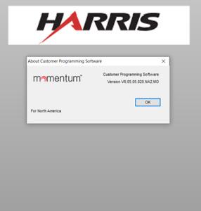 Harris Momentum Programming Software Version V6.05.05.020.NA2.MO - for HDP150