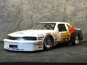 Davey Allison - Unsponsored - 1987 Ford Thunderbird - 1/24 Built