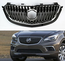 Front Chrome Bumper Upper Grille Assembly For Buick Envision 2016-2018