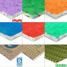 Carpet Underlay Rolls - Cloud 9 - Duralay - 8mm 10mm 12mm PU Foam