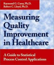 Measuring Quality Improvement in Healthcare: A Guide to Statistical Process Cont