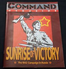 XTR: Command Magazine #2: Sunrise of Victory