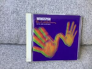 Wingspan Best of Paul McCartney and wings 70s and 80s two CDs