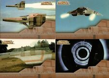 Battlestar Galactica Complete Full 20 Card 'Galactica 1980' Chase Set ~ New