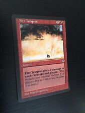 MTG MAGIC PORTAL FIRE TEMPEST (ENGLISH TOURMENTE DE FEU NM)
