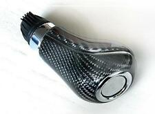 Mercedes R230 SL W219 C219 CLS Keyless Go Gear knob shifter Carbon fibre fiber