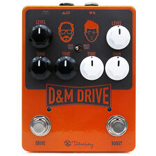 Keeley Electronics D&M Drive Overdrive & Boost Pedal