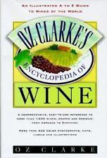 Oz Clarke's Encyclopedia of Wine ~ New & Unread