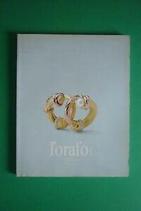 L'Orfebrería Italiano 7-8/1996 Mensile Por Información Orfebrería Goldsmith