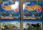 Hot Wheels 1997 Flyin Aces Series Sol-Aire CX4 #739 & Dogfighter (#s 2&3 of 4)