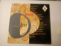 Strictly The Best Volume 10-Various Artists Vinyl LP 1993