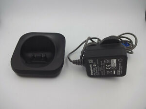 Panasonic PNLC1074 Charger Base (Black) With Power Cable (TGC420 / 422 / 423)