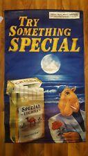 Camel Cigarettes Special Lights Vertical Fabric Wrap Advertisement Joe Camel 93