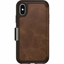 "Otterbox Strada case suits iPhone X/Xs (5.8"") - Espresso"