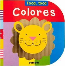 Toca Toca: Colores by Ladybird Books Ltd (2015, Board Book)