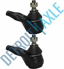 Pair: 2 New Front Lower Buick Cadillac Oldsmobile Suspension Ball Joint Set