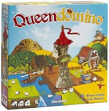 Game QUEENDOMINO by Blue Orange, Tile Game 2 - 4 Players, 25 Minute Play, Age 8+