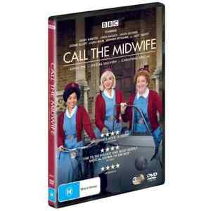 BRAND NEW Call The Midwife - Series 10 (DVD, 2021, 3-Disc Set) *PREORDER R4