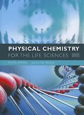 Physical Chemistry for the Life Sciences by Peter Atkins and Julio de Paula...