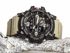 NEW GENUINE CASIO G-SHOCK GG-1000-1A5 MUDMASTER COMPASS TWIN SENSOR MENS WATCH