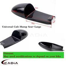 Custom Large Hump Seat 66cm Saddle Pan For Honda Yamaha SR Universal Cafe Racer