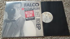 Falco - On the run/ Maschine brennt 12'' US Remix