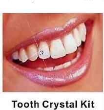 Belle G Swarovski Tooth Crystal Gems Kit - 20 Assorted Colour Crystals