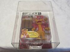 AFA Graded 85 Palisades 2003 Muppet Show Toyfare Exclusive Vacation Fozzie Red