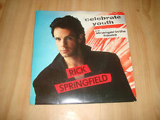"RICK SPRINGFIELD - CELEBRATE YOUTH (RCA 7"")"