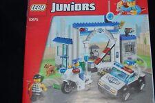 LEGO Juniors 10675 - Ma première Caserne de Police