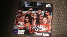 Jersey Shore board game (MTV)...opened but complete + book and DVDs 1, 3, and 5