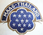 Patch - MAAG THAILAND - US SPECIAL FORCES - CIA - BANGKOK - Vietnam War - 9225