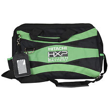 "Hitachi HXP 15"" Heavy Duty Contractor Tool Bag for Drill Saw with Shoulder Strap"