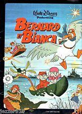 ALBUM PANINI ¤ BERNARD ET BIANCA ¤ WALT DISNEY ¤ 1977 AVEC 219 VIGNETTES
