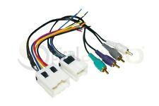 Radio Wire Harness Amp for Aftermarket Radio Stereo Installation Wh-0016 (Fits: Infiniti I35)