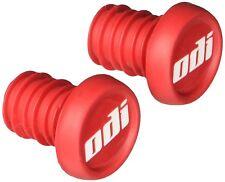 ODI Bar End Grips Plugs (NEW) Mountain Bike BMX (7 Colours) Thug Plugs (PAIR)