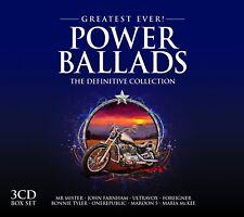POWER BALLADS-GREATEST EVER 3 CD NEUF SAM BROWN/ELTON JOHN/JOE COCKER/NAZARETH