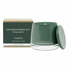 NEW The Aromatherapy Company Therapy Garden Candle