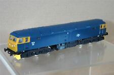 Hornby R287 Kit Construit Br Bleu Classe 47 Diesel Locomotive 1976 Mint Mw