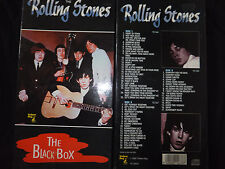 RARE COFFRET 3 CD THE ROLLING STONES / THE BLACK BOX /