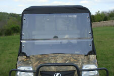 Kubota RTV X 1140 Premium 2 Piece Lexan Windshield with Dual Vents