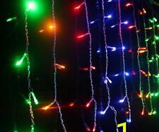 TENDA LUMINOSA LUCI NATALE LED LIGHT MULTICOL 2,00x1,20 m GIOCHI DI LUCI 2016