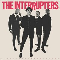 THE INTERRUPTERS - FIGHT THE GOOD FIGHT   VINYL LP NEW!