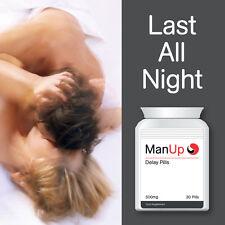 MAN UP DELAY PILLS CAPSULES IMPROVE PERFORMANCE PORN STAR SEX LAST ALL NIGHT