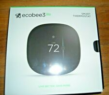 ECOBEE ECOBEE3 LITE SMART THERMOSTAT - NEW, BLACK,FREE SHIPPING