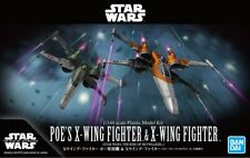 Bandai 1/144 Model Kit Star Wars The Rise of Skywalker Poe's X-Wing Fighter
